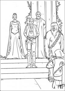 kleurplaat Star Wars (23)