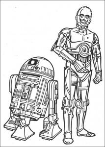 kleurplaat Star Wars (24)