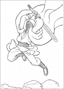 coloring page Star Wars (39)
