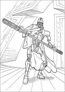 coloring page Star Wars (4)
