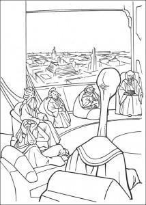 kleurplaat Star Wars (44)