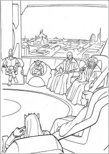 kleurplaat Star Wars (45)