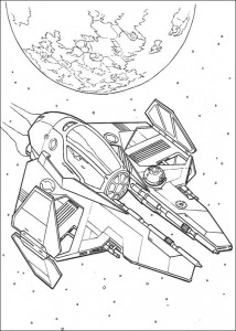 coloring page Star Wars (9)