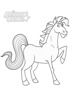 coloring page Starlight