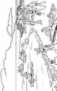 pagina da colorare Strand (15)