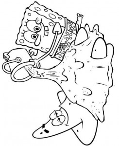 coloring page Strand (19)