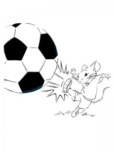 coloring page Stuart Little (10)