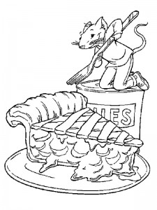 coloring page Stuart Little (5)