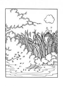 Disegno da colorare Suske e Wiske (27)