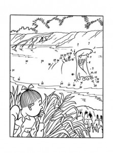 coloring page Suske and Wiske (30)