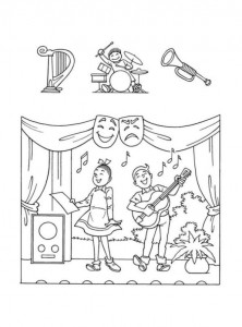 coloring page Suske and Wiske (32)