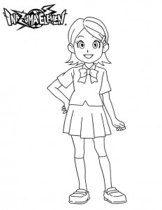 coloring page Sylvia Woods