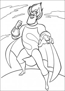 coloring page Syndrome