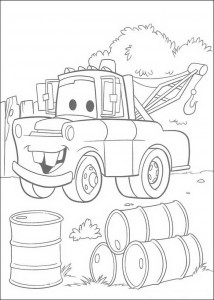 coloring page Heise (1)