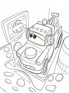 coloring page Heise (4)