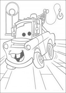 coloring page Heise i rettssalen