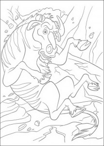 coloring page The Wild (24)