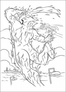 coloring page Thor (15)
