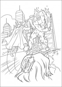 coloring page Thor (24)