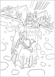 coloring page Thor (31)