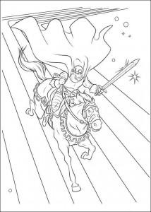 coloring page Thor (34)