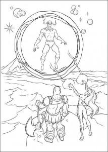målarbok Thor (4)