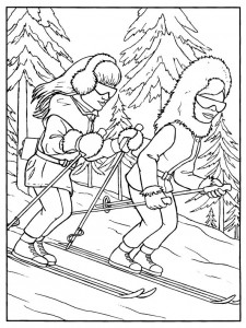 coloring page Thunderbids are go (6)
