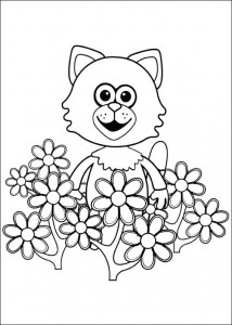 coloring page Timmy Time (15)
