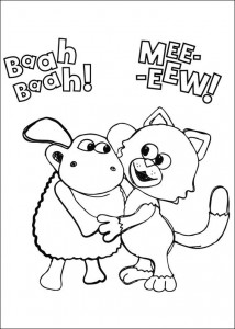 coloring page Timmy Time (20)
