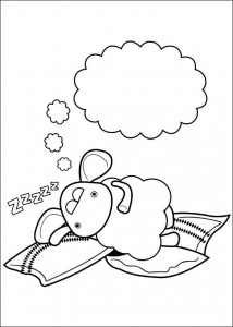 coloring page Timmy Time (21)