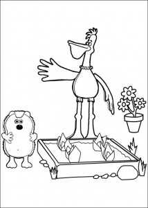 coloring page Timmy Time (23)