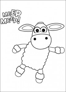coloring page Timmy Time (31)
