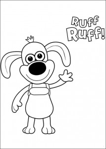 coloring page Timmy Time (32)