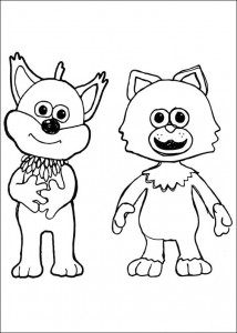 coloring page Timmy Time (34)