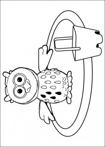 coloring page Timmy Time (41)