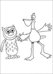 coloring page Timmy Time (7)