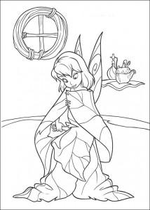 coloring page Tinkelbel (36)