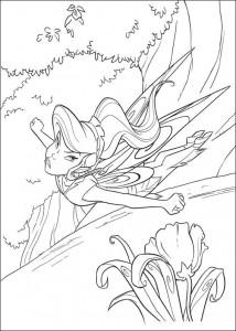 coloring page Tinkelbel (46)