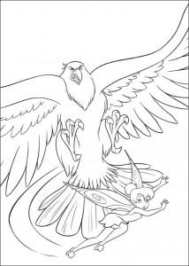 målarbok Tinkelbel (5)