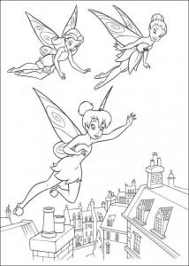pagina da colorare Tinkelbel (54)