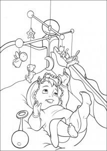 pagina da colorare Tinkelbel (57)