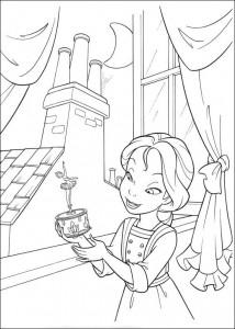 coloring page Tinkelbel (58)