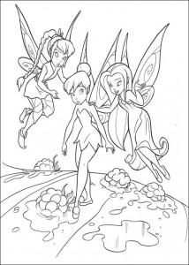 coloring page Tinkelbel (7)