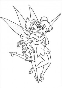 coloring page Tinkerbell Secret of the WIngs (8)