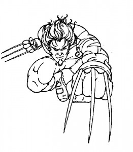 coloring page Tornade (4)