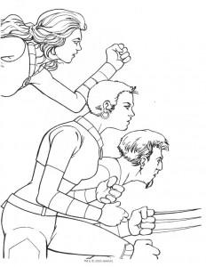 Dibujo para colorear Tornade (6)