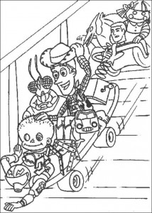 coloring page Toy story (29)