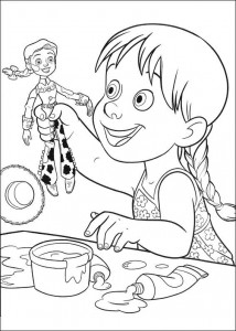 målarbok Toy Story 3 (11)
