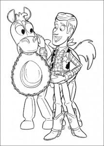 kleurplaat Toy Story 3 (16)