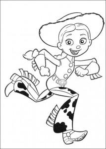 kleurplaat Toy Story 3 (23)